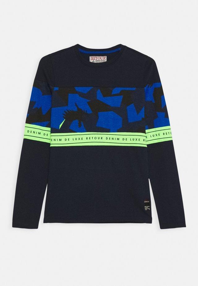 JORN - Camiseta de manga larga - dark navy
