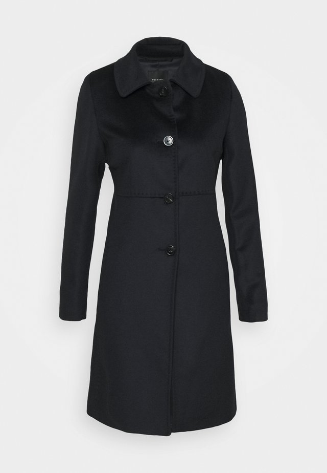 FAVILLA - Classic coat - blue