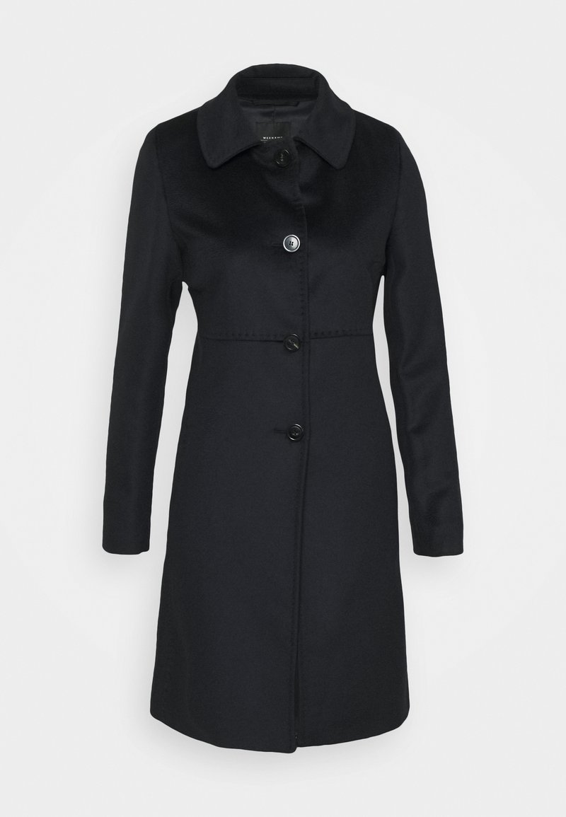 WEEKEND MaxMara - FAVILLA - Płaszcz wełniany /Płaszcz klasyczny - blue