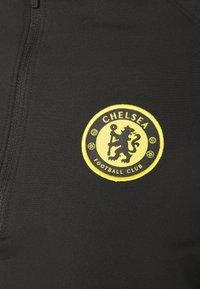 Nike Performance - CHELSEA LONDON  - Club wear - black/opti yellow - 6
