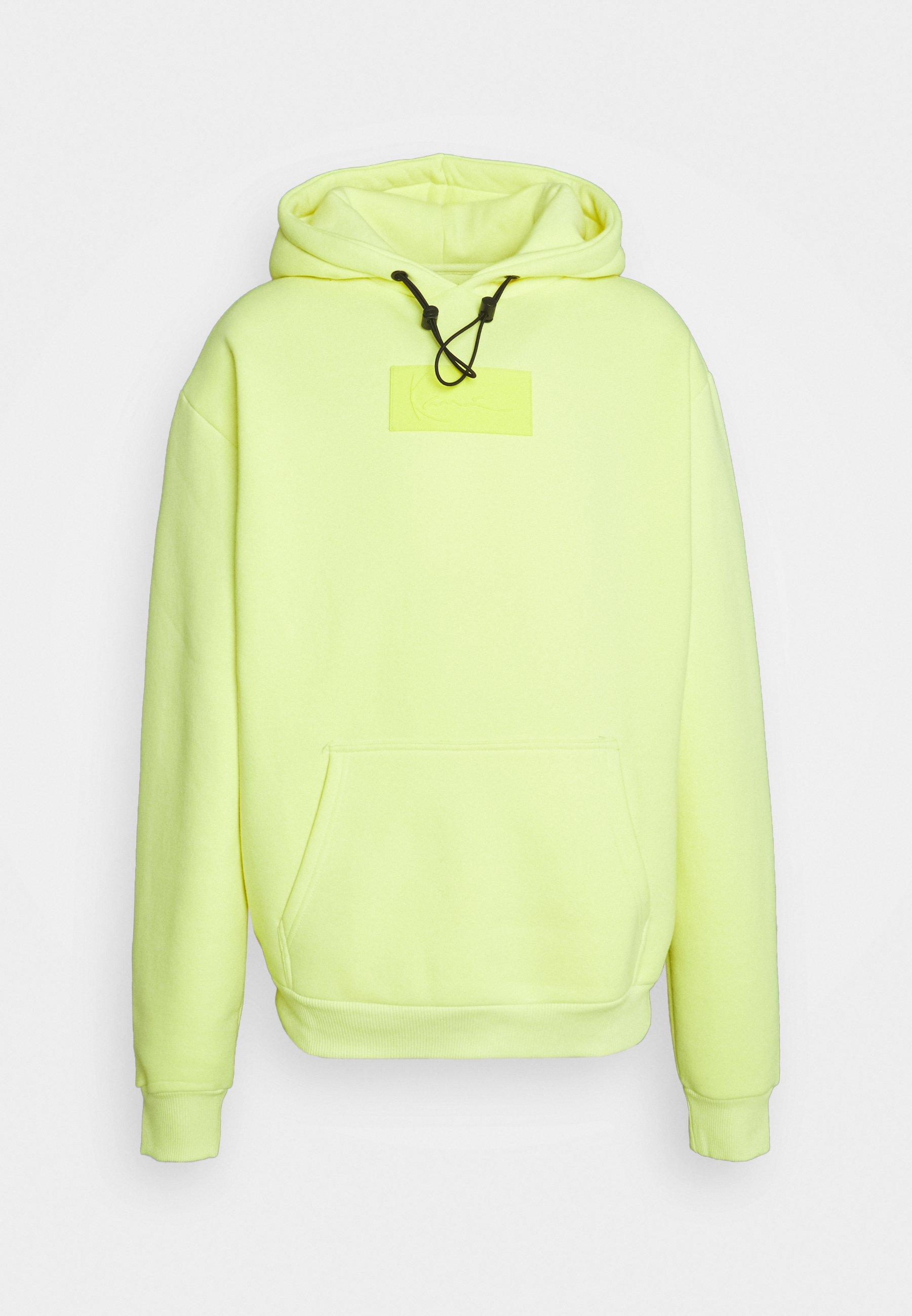Men UNISEX SMALL SIGNATURE BOX HOODIE - Zip-up sweatshirt