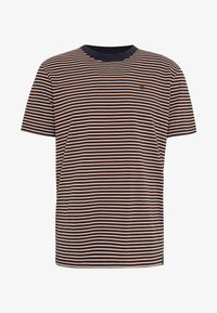 Scotch & Soda - T-shirt med print - combo - 4