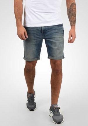 GRILITSCH - Shorts di jeans - blue