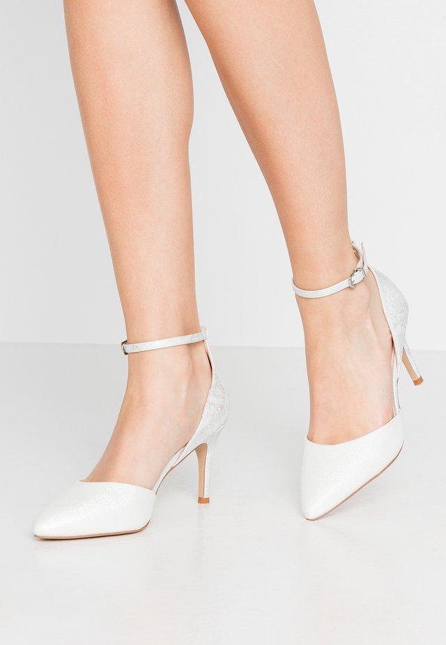 CORDELIA - Classic heels - silver