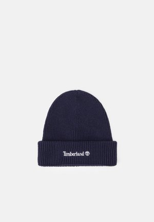 PULL ON HAT UNISEX - Beanie - navy