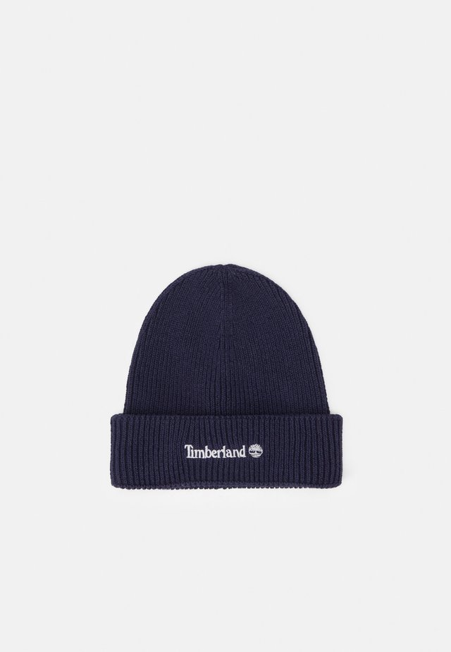 PULL ON HAT UNISEX - Czapka - navy