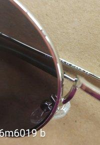 Icon Eyewear - PINCH - Zonnebril - matt black/grey - 4