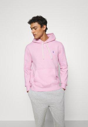 Jersey con capucha - carmel pink