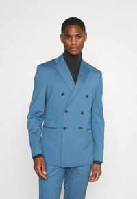 Selected Homme - SLHSLIM DAXLOGAN - Completo - heritage blue - 2