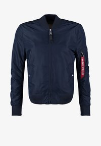 Alpha Industries - Giubbotto Bomber - marine - 4