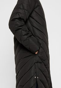 YAS - STEPP - Down coat - black - 4