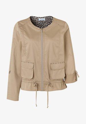 Light jacket - beige uni