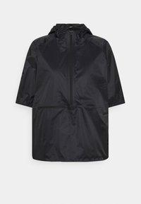 Peak Performance - ANORAK - Waterproof jacket - black - 0