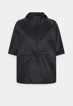ANORAK - Waterproof jacket - black