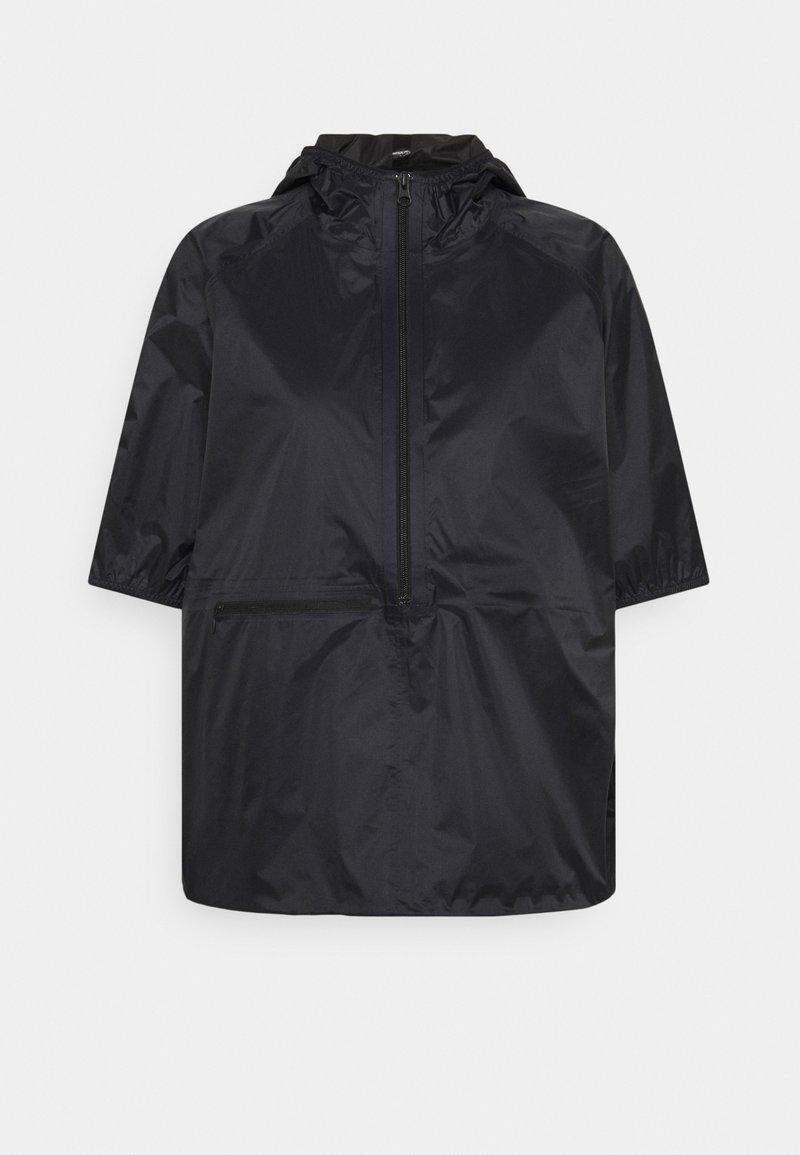 Peak Performance - ANORAK - Waterproof jacket - black