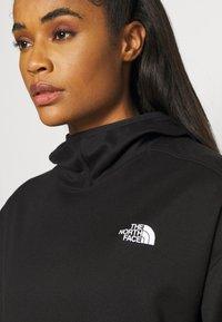 The North Face - CANYONLANDS CROP - Sweatshirt - black - 4