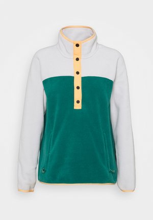 HEARTH - Fleece trui - teal
