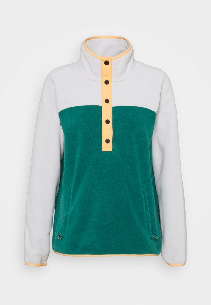 Burton - HEARTH - Fleece jumper - teal