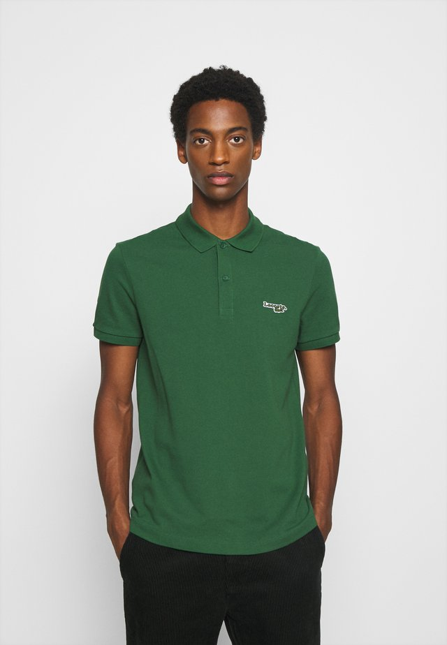 Poloshirt - vert