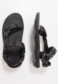 Teva - Walking sandals - dark gull grey - 0