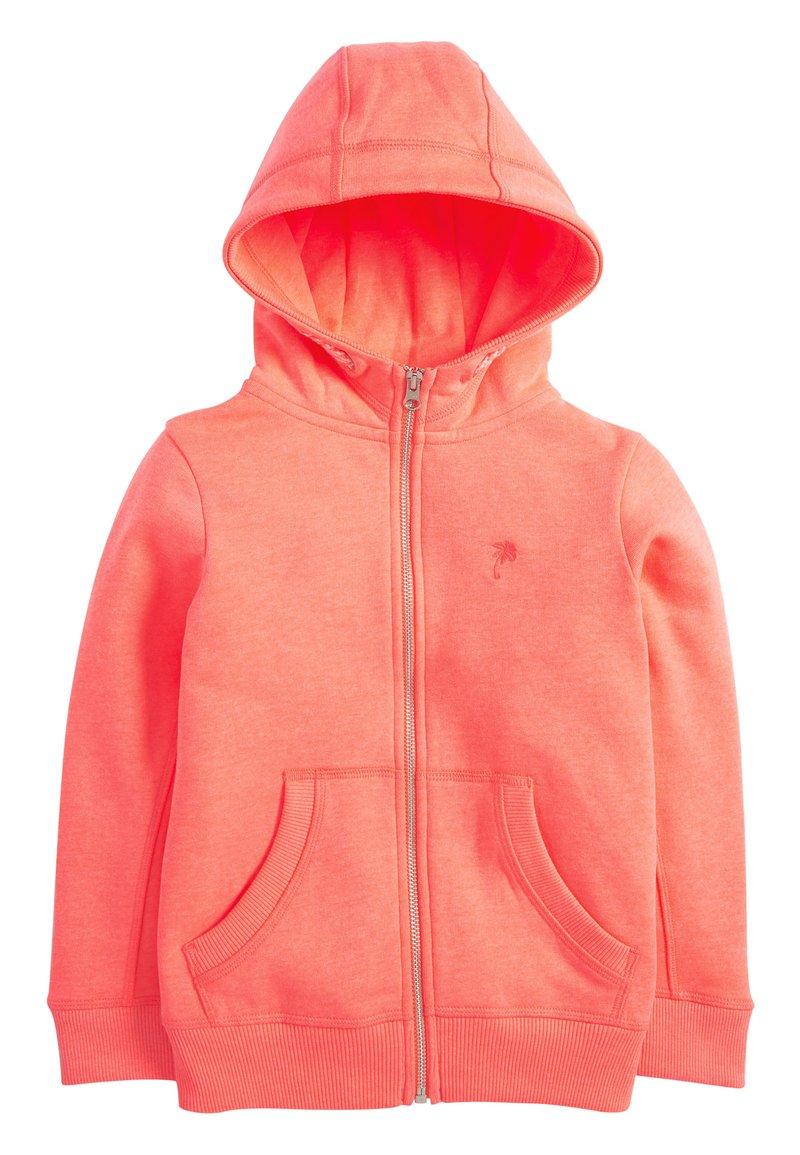 Next - FLURO - Zip-up hoodie - pink