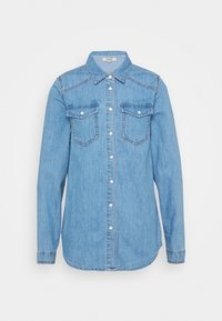 New Look Tall - MACI  - Button-down blouse - mid blue - 0