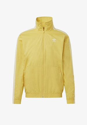TRACK TOP - Trainingsvest - yellow