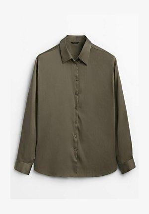 FLIESSENDES  - Shirt - khaki