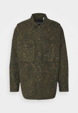 HAYES UNISEX - Summer jacket - greens