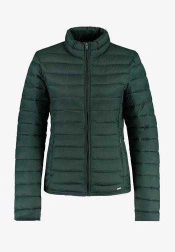Light jacket - midnight green