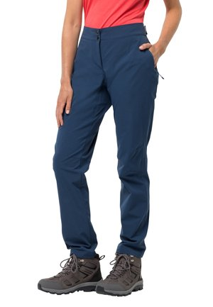 Trousers - dark indigo