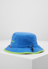 TrollKids - KIDS TROLLFJORD HAT - Hat - medium blue/light green - 3