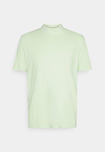 UNISEX - Jednoduché triko - green