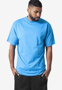 Urban Classics - Basic T-shirt - turquoise - 0