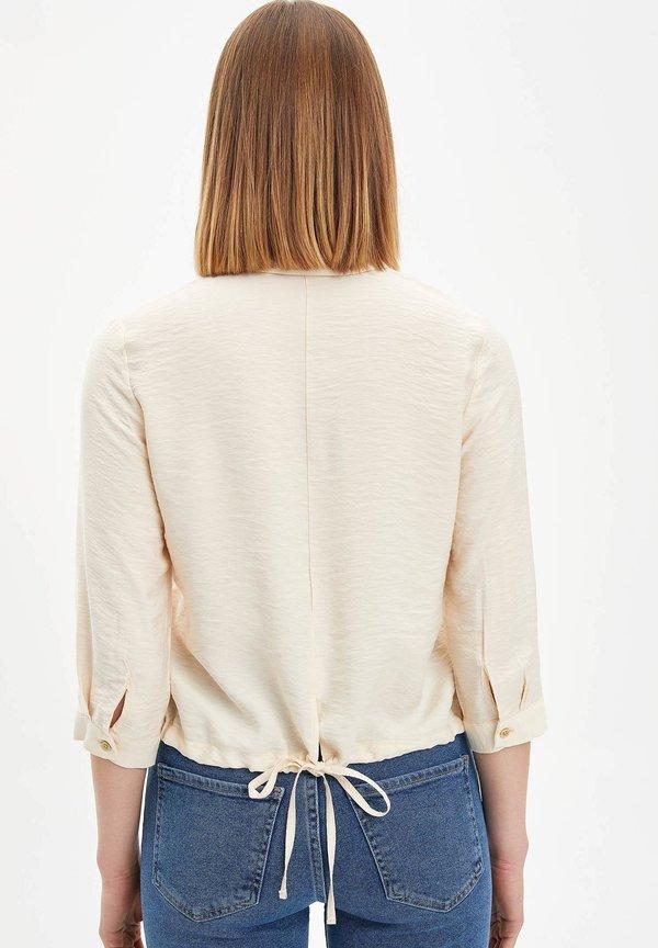 DeFacto Koszula - beige/beżowy BZOF