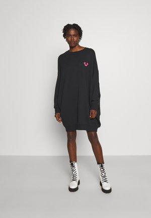 CREW - Day dress - black