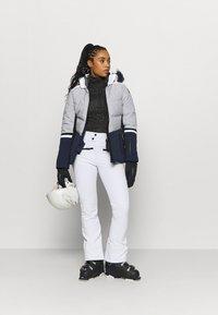 Icepeak - ELECTRA - Ski jas - light grey - 1