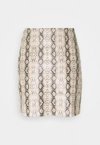 4th & Reckless - EVA SKIRT - Pencil skirt - tan - 1