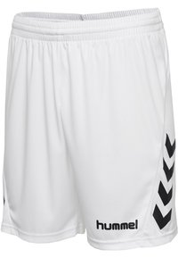 Hummel - 2 PIECE SET - Sports shorts - white - 5