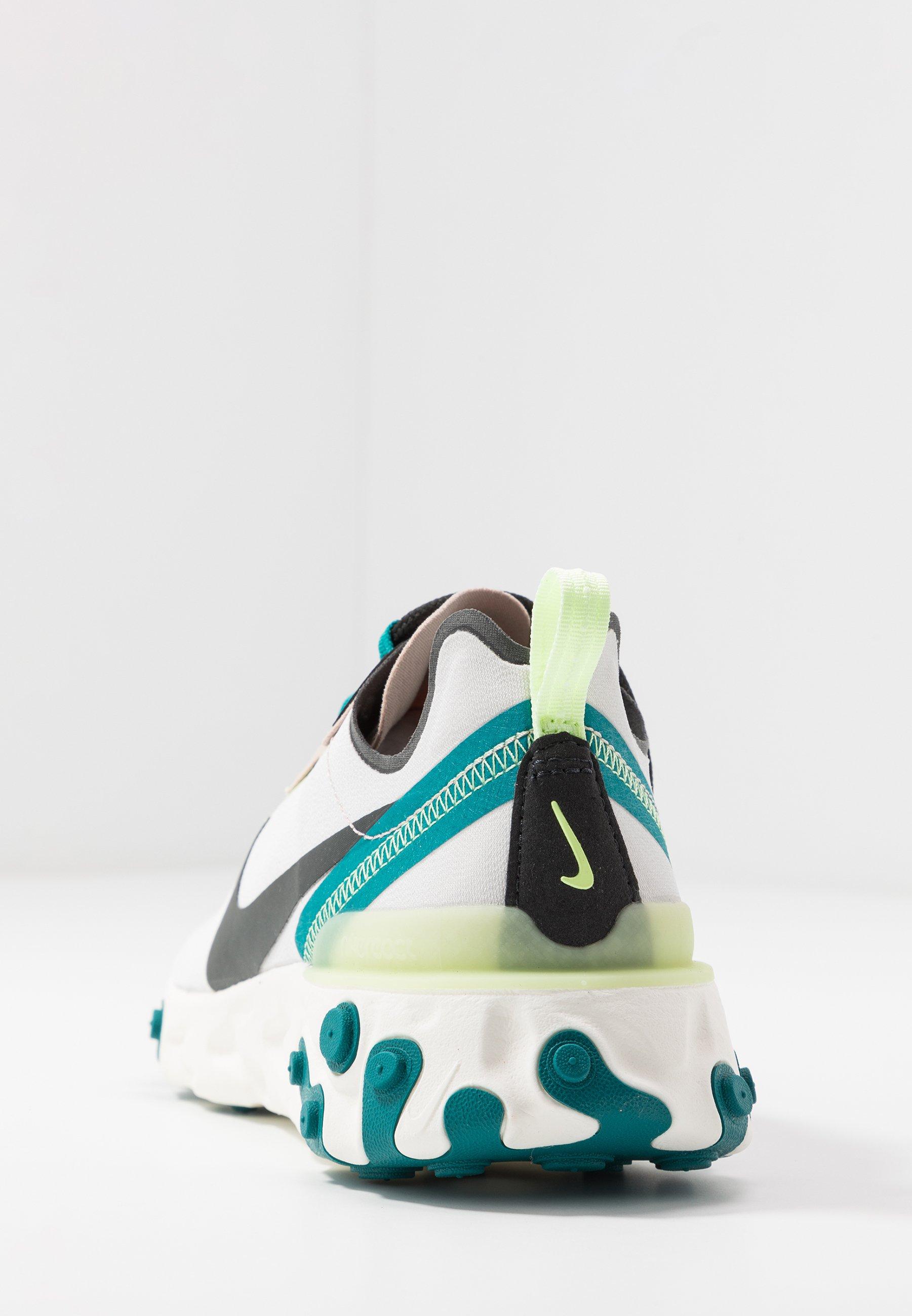 Nike Sportswear REACT 55 Joggesko fossil stonedark