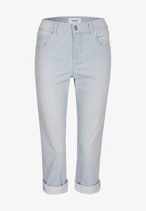 CICI TU - Denim shorts - hellblau