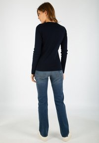Armor lux - CARAVELLE - Straight leg jeans - stone - 1