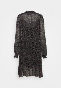 Second Female - KAYLAN DRESS - Denní šaty - black - 1