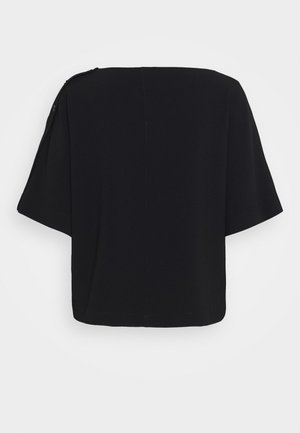 DIANE - Blouse - black