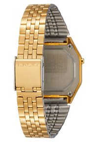 Casio - Digital watch - gold-coloured - 3