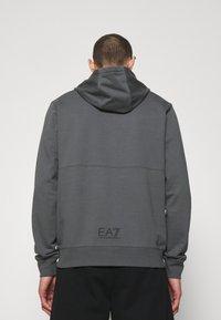 EA7 Emporio Armani - Sweatshirt - dark grey - 4
