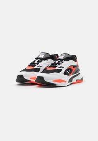Puma - RS-FAST - Sneakers laag - black/white/red blast - 1