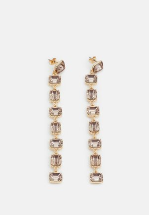 PCOLIDA EARRINGS  - Kolczyki - gold-coloured/warm taupe
