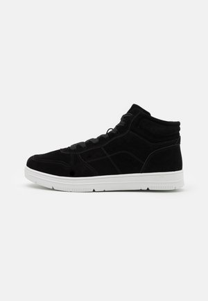HAYWARD  - High-top trainers - black/white