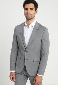 Tommy Hilfiger Tailored - SLIM FIT SUIT - Puku - grey - 2
